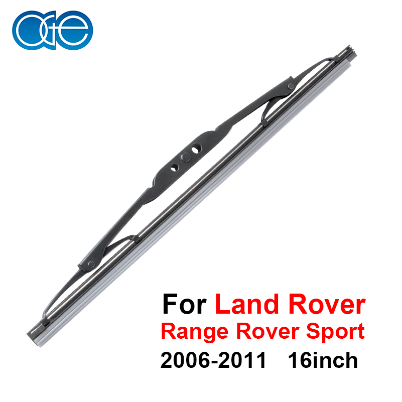 OGE Rear Wiper Blade No Arm For Land Rover Range Rover Sport 2006-2011, 16 400mm,1 piece,rubber,car accessaries D1-40