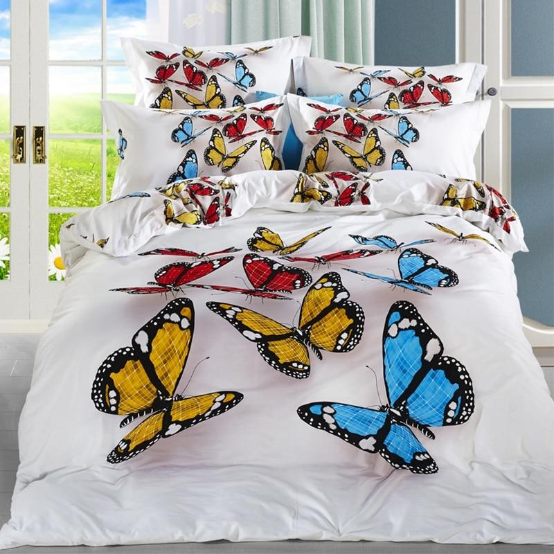 Full Queen Duvet On Queen Bed
