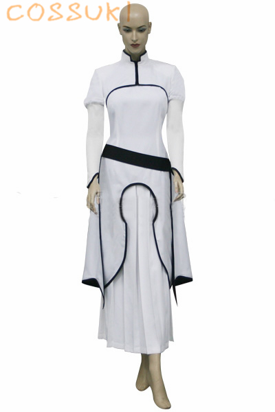 Free Shipping Newest Bleach Orihime Inoue Arrancar Cosplay Costume Perfect Custom For You