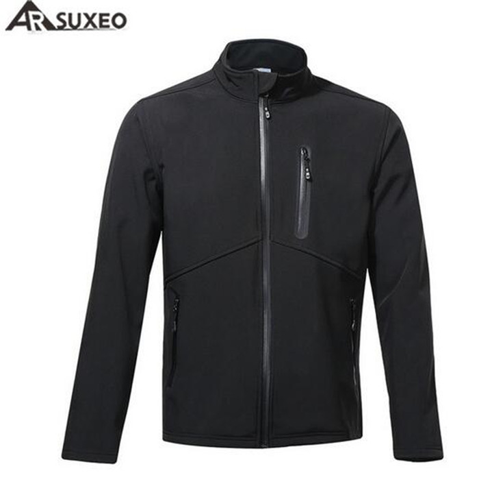 ARSUXEO Cycling Jacket 2017 Men Thermal Warm Up MTB Bike Bicycle Motocross Downhill Windproof Waterproof Jackets Clothing