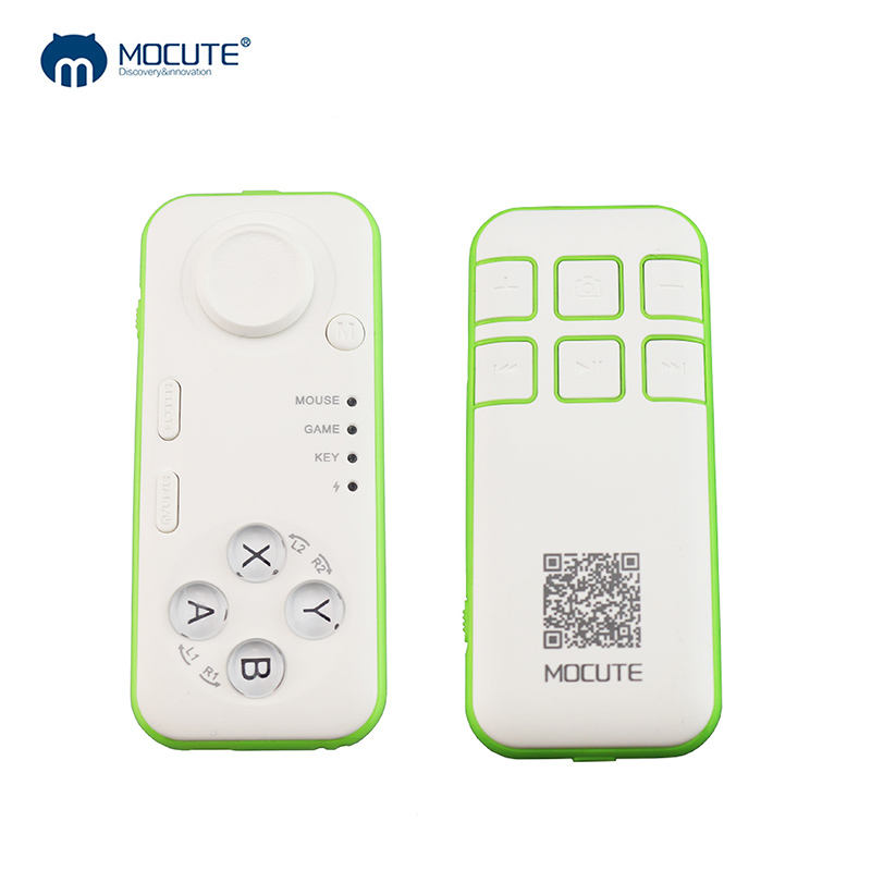 MOCUTE Bluetooth Wireless Gamepad Android Game Pad Remote Controller Joystick For PC Smart Phone Ebook TV VR
