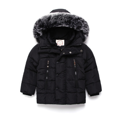 Baby boy cotton-padded jacket 2016 children more new winter cotton-padded jacket cotton coat baby clothes
