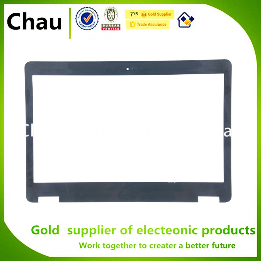 New For <font><b>Dell</b></font> <font><b>Latitude</b></font> <font><b>E5470</b></font> 5470 Laptop LCD Front Bezel Cover 0DK4RC DK4RC image