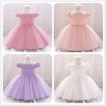 Детский костюм; бальное платье для девочек; праздничное платье для новорожденных; Платья с цветочным принтом; пышная одежда для первого причастия; vestido