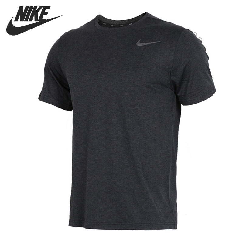 Original New Arrival 2018 NIKE BRT TOP SS HPR DRY Men's T-shirts short sleeve Sportswear cropped wide sleeve top
