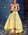 Strapless Light Yellow Red Carpet Celebrity Dresses 2017 Alicia Vikander Pick Up Beading Long 88th Oscar Fashion Gowns