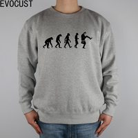 EVOLUTION MONTY PYTHON Men Sweatshirts Thick Combed Cotton