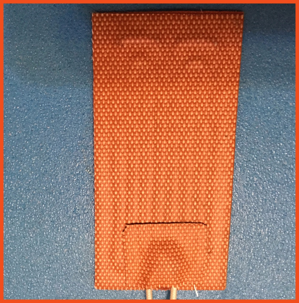 Experimental instrument container heating 500*1000mm 1800w 220v silicone heating pad film heated electric heater industrial pad 1000 1800