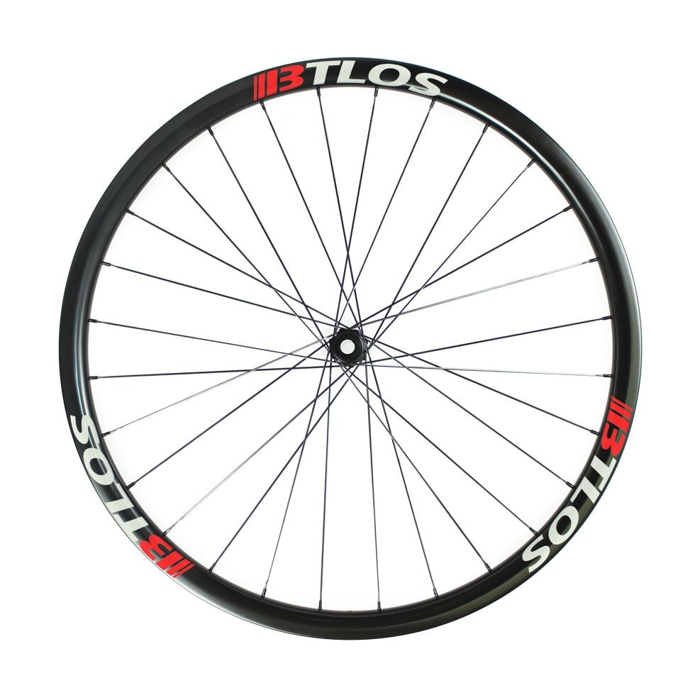 700c wheelset  carbon gravel bicycle 30mm depth 29mm wide clincher tubular road disc brake bike wheels GX30 dt swiss