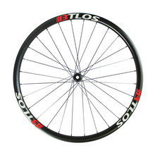 700c wheelset  carbon gravel bicycle wheelset 30mm depth 29mm wide clincher  tubular road disc brake bike wheels GX30 dt swiss