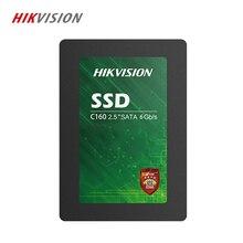 HIKVISION SSD жесткий диск hdd 2.5 256G 512G ssd 1 тб SATA TLC 3D NAND Супер Скоростной твердотельный жесткий диск для настольного ноутбука