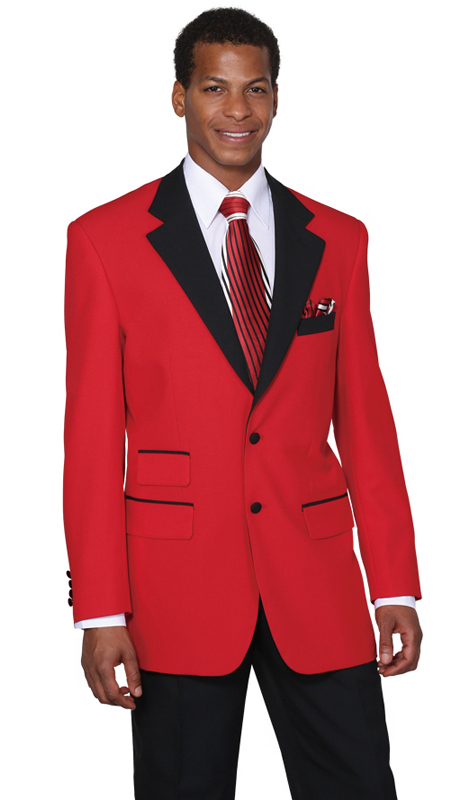Compare Prices on Red Suits Men- Online Shopping/Buy Low Price Red ...