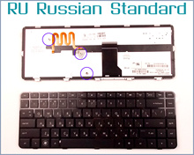 Russian RU Version Keyboard for HP Pavilion 608222-001 608222-161 597911-161 624578-001 597911-001 Laptop W/Backlit