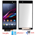 Black For Sony Xperia Z1 L39 L39H C6902 C6903 LCD Display Touch Screen Digitizer Assembly LCD + Tools + Adhesive  Free shipping