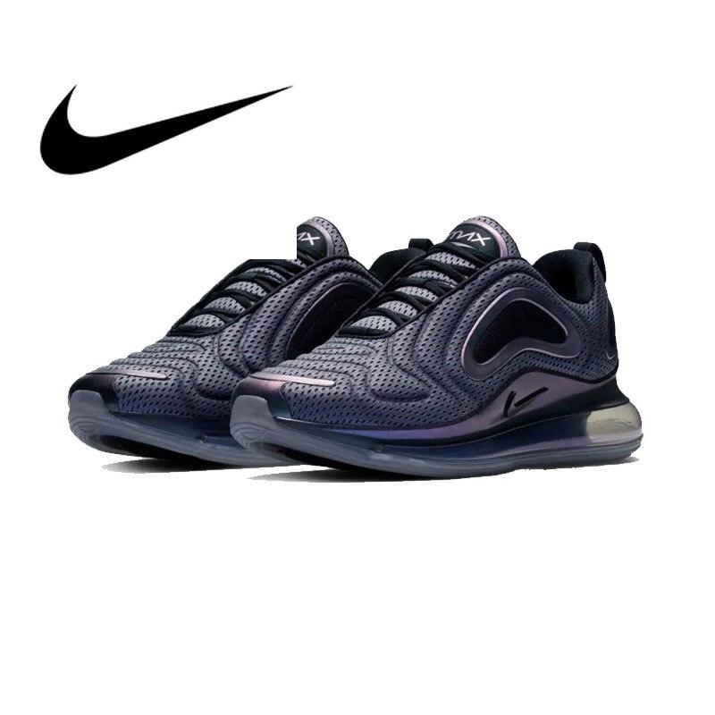 Original Et Authentique Nouveau Nike Air Max 720 Chaussures pour chaussures de sport hommes Sport Confortables Sneakers 2019 AO2924-001