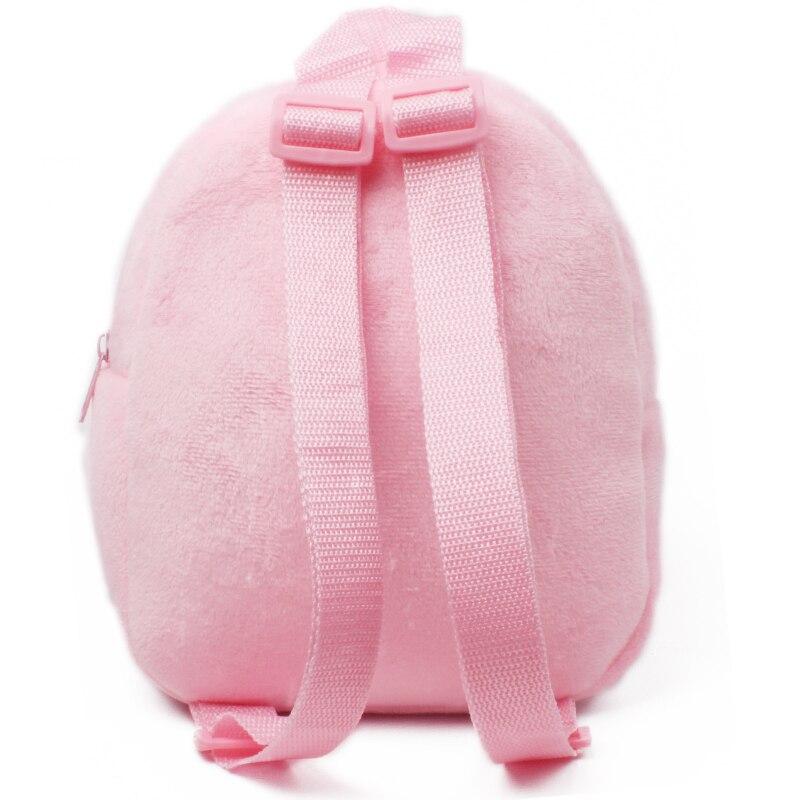 Hello Kitty Toddler Kids Children Boy Girl Cartoon Stuffed Plush Backpack Schoolbag Shoulder Bag Rucksack Baby Girls