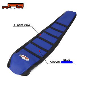 Motorcycle Rubber Soft Seat Cover For YAMAHA YZ85 YZ125 YZ250 YZ250F YZ400F YZ426F YZ450F WR250F WR450F TTR110 TTR250 Dirt Bike(China)