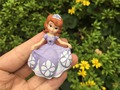 "Original Bullyland 3"" Sofia Princess Dolls Figures PVC New Loose"