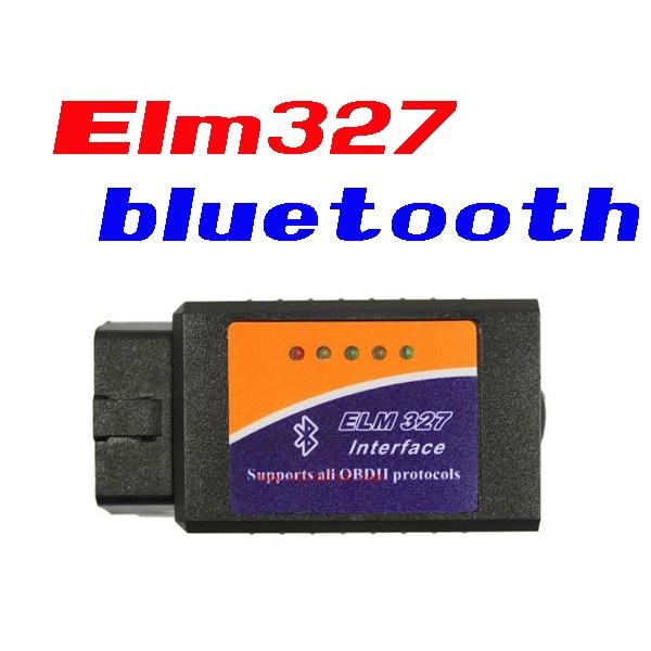 DHL/FedEx 50 шт. ELM327 v2.1 V1.5 Bluetooth с чипом PIC18F25K80 для Android IOS диагностический инструмент с Bluetooth v1.5 OBD2 сканер