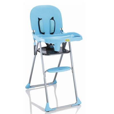 Free Shipping Baby Trend Sit Right Baby High Chair Easy Fold High Chair  Portable Feeding Chair 2 In 1 With Safety Design In Highchairs From Mother  U0026 Kids On ...