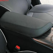 BJMYCYY Car styling armrest box decorating sleeve trim car for toyota camry 2018