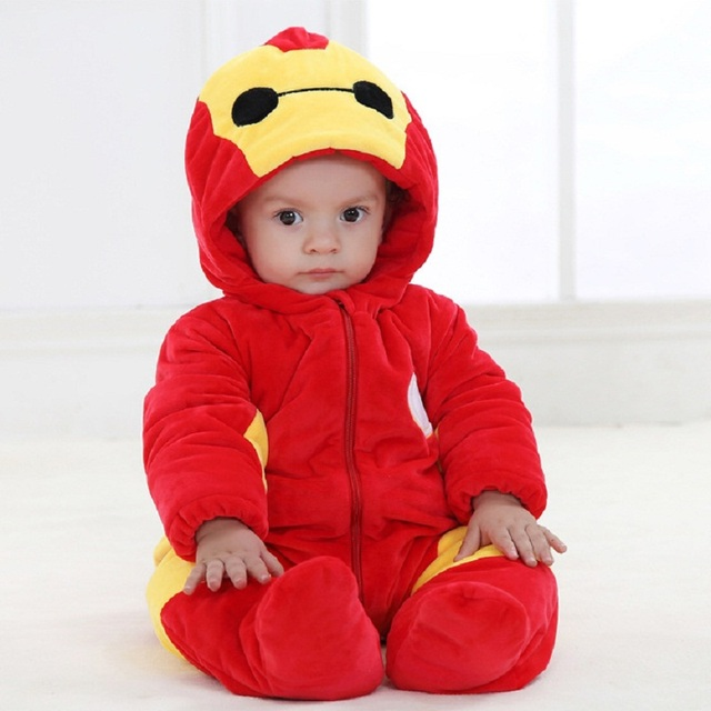 Baby Iron Man Costume Baby Iron Man Iron Baby The Invincible