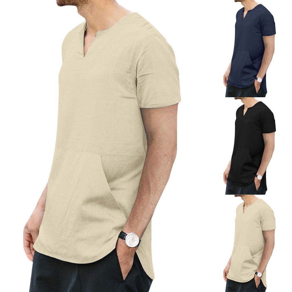 d6b7a4d7 top 10 most popular v neck pocket t shirt ideas and get free shipping -  466139il5