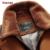 Gentry Negocios Otoño Delgado Abrigo de Lana de Los Hombres de Invierno Cálido Espesar Chaquetas de Cachemira Abrigo de Lana prendas de Vestir Exteriores de Los Hombres Ocasionales de Gran Tamaño