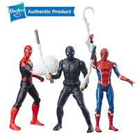 Hasbro Spider man Far From Home Series of 6 Inch Web Strike Spider man Ultimate Crawler Feat Hero Suit Popular By Girls And Boys