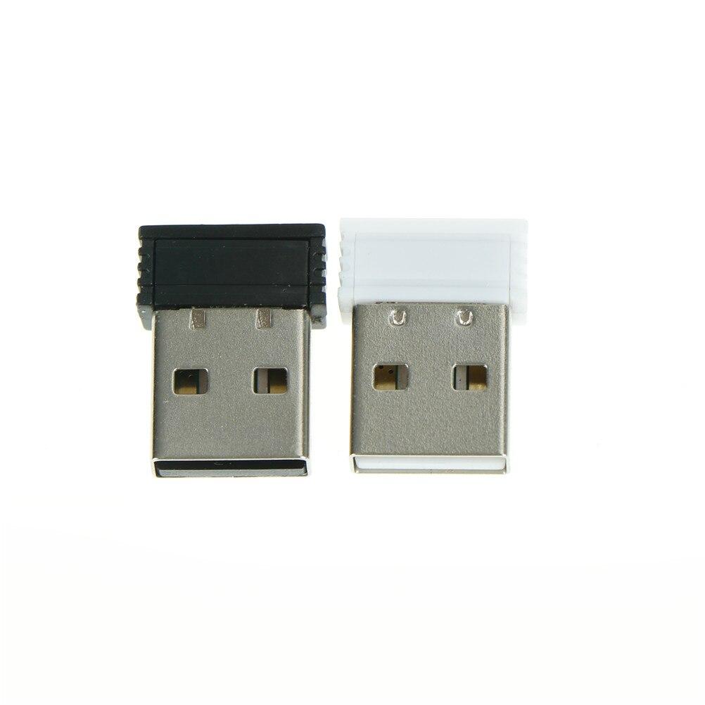 Receptor Inalámbrico Dongle 2,4g Ratón Inalámbrico Y Adaptador De Teclado Inalámbrico Dongle Receptor Usb Para Ordenador Portátil Pc 2*1,4 Cm