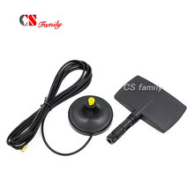 External 2.4GHz Directional Outdoor Antennas WIFI PANEL antenna with 3m cable RP SMA Male(China)