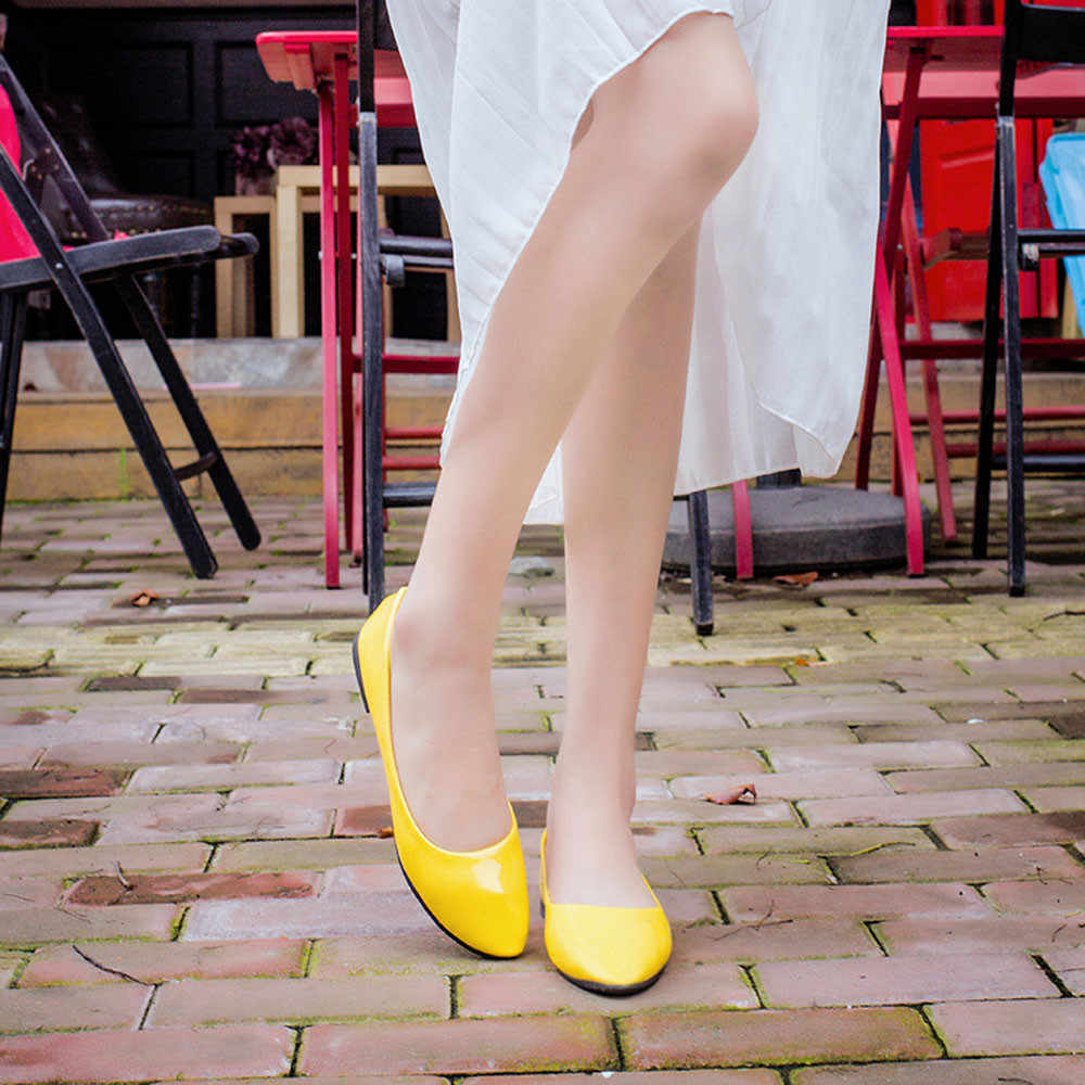 shoes woman 2019 Fashion Lady Flat Pointed Toe Leather Slip On Casual Loafers Flat Shoes Walking Beach Summer Shoes Femme Ladies