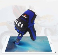 2017 Riding TRIBE Summer Motorcycle Riding Gloves Touch Screen Knight Motorbike Gloves Drop Off Road Gloves