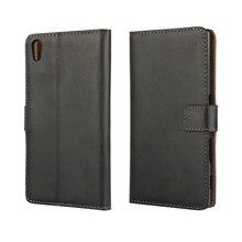 Z5 E6603 5.2 «горячая держатель карты кобура кожаный бумажник case для sony xperia z5 e6633/53 люкс магнитный откидная крышка телефон сумка