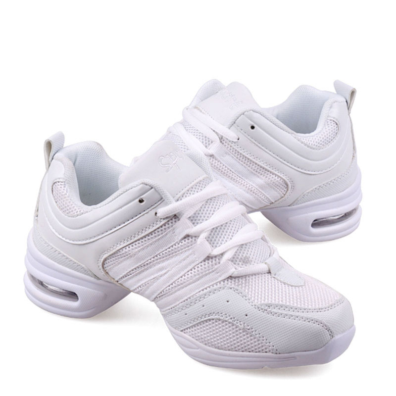 New Brand Sports Feature Soft Outsole Breath Dance Shoes Women's Dance Shoes
