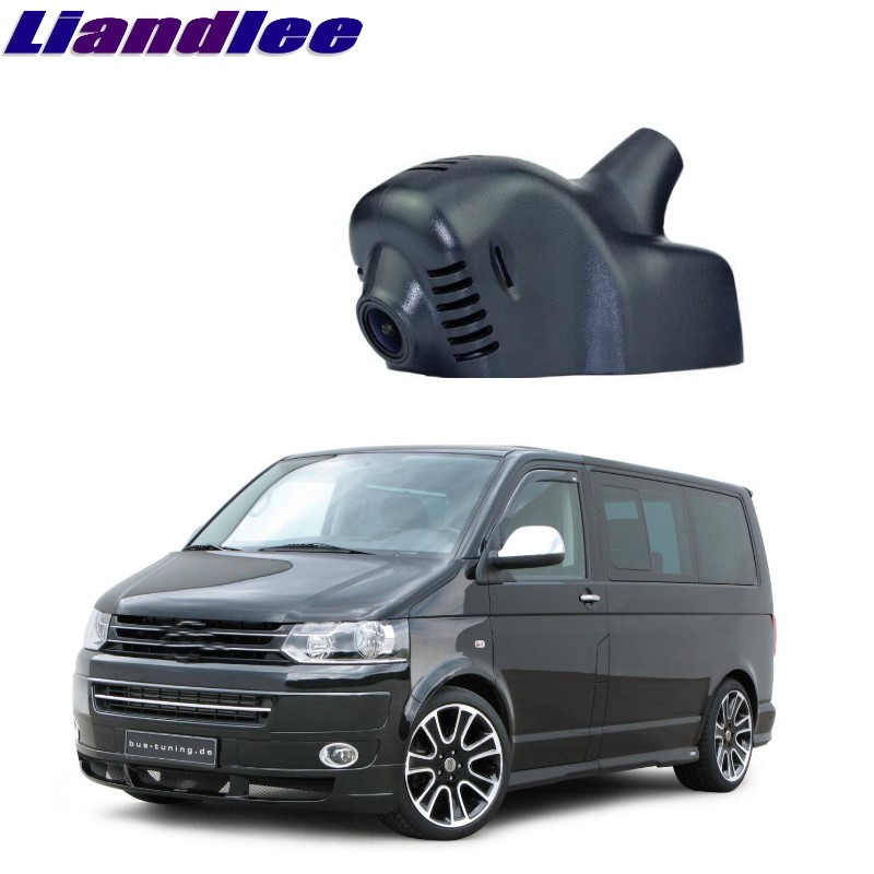 Liandlee For Volkswagen Doublecab / Transporter / T5 / T6 / 2003~2018 Car Black Box WiFi DVR Dash Camera Driving Video Recorder liandlee for volkswagen vw golf mk5 a5 1k mk6 a6 5k mk6 a7 2003 2018 car black box wifi dvr dash camera driving video recorder