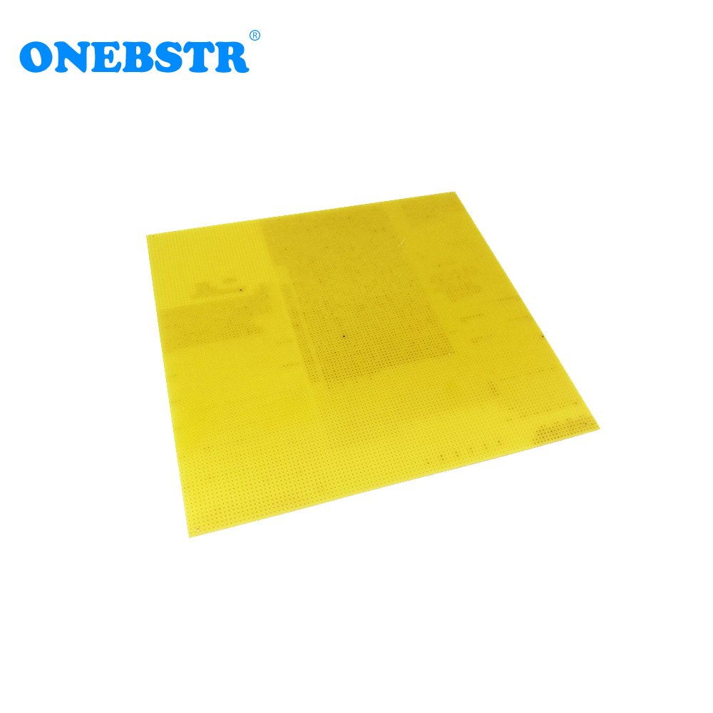 Special offer ABS Special Fixed Plate FR4 Epoxy Boards Porous 215x200x1.5mm pegboard Hot selling free shipping 270x250x1 5mm abs special fixed plate fr4 epoxy boards porous pegboard for 3d printer very practical