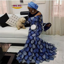 African Lace Fabric 2018 Embroidered Nigerian Laces Fabric High Quality French Tulle Lace Fabric For Women Dress XY1436B-4