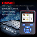 code readers scan tools Autophix OBDMate OM580 OBD II Code Reader Auto Scan Tool Engine DSC Fault Diagnostic Tool Full Mode