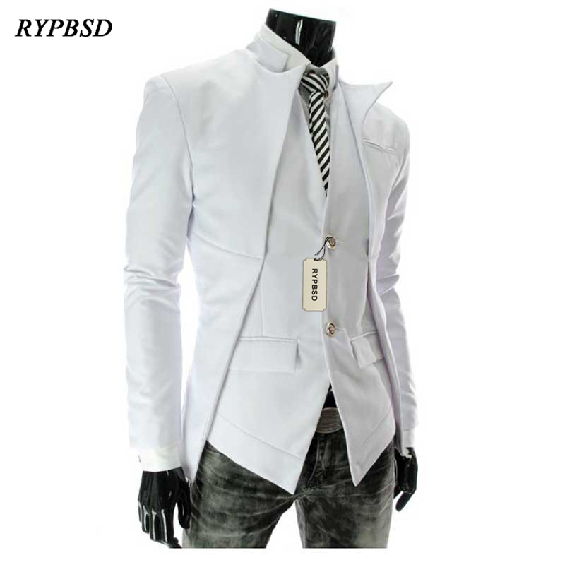 2020 Brand Designer Fashion Mens Suit Jacket England Style Slim Fit Blazer Coats Tuxedo Business Men Suits