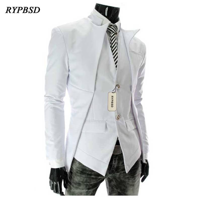2020 Brand Designer Fashion Mens Suit Jacket England Style Slim Fit Blazer Coats Tuxedo Business Men Suits