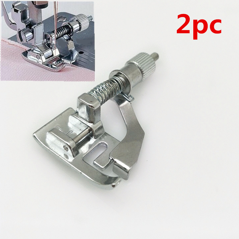 DOMESTIC SEWING MACHINE BUTTON HOLE FOOT METAL UNIVERSAL