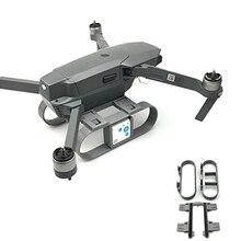 Lengthened Heightened Landing Gear Stabilizer with RF-V16 GPS Holder Bracket for DJI MAVIC PRO