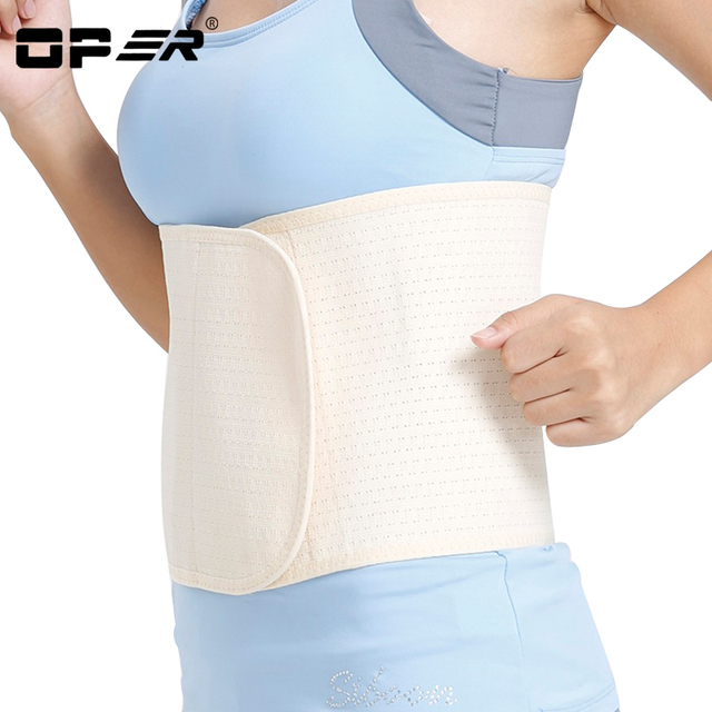OPER Waist Belt Lumbar Support loss Weight back brace Slim Fit Belt adjustable posture corrector Women Shape Fitness remodeling