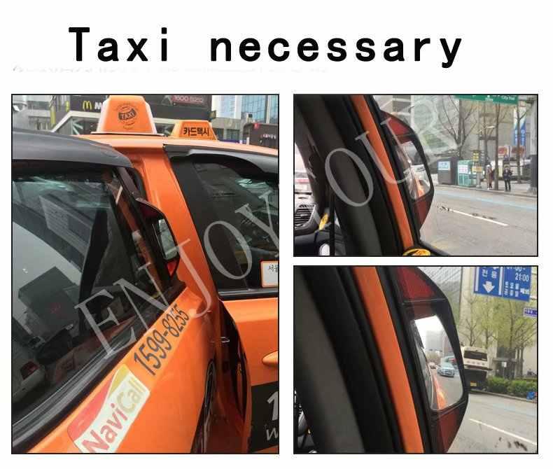 รถยนต์ 2 แถวกระจกมองหลังไม่มี Blind Spot B เสาเสาสำหรับ Toyota Aygo วีออสยาริส Yaris Mark X hilux Alphard Avanza Hiace