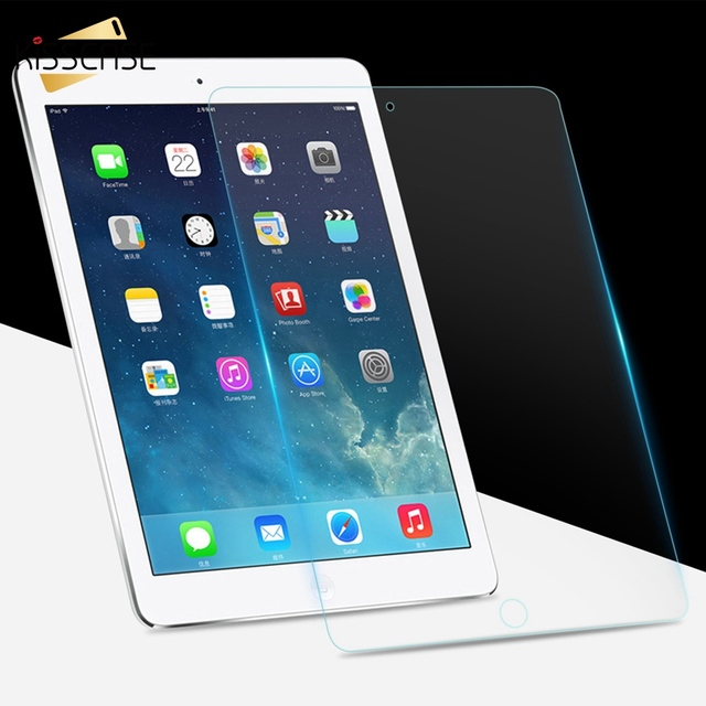 Kisscase Premium En Verre Trempe Pour Apple Ipad Air Mini 1 2 3 4