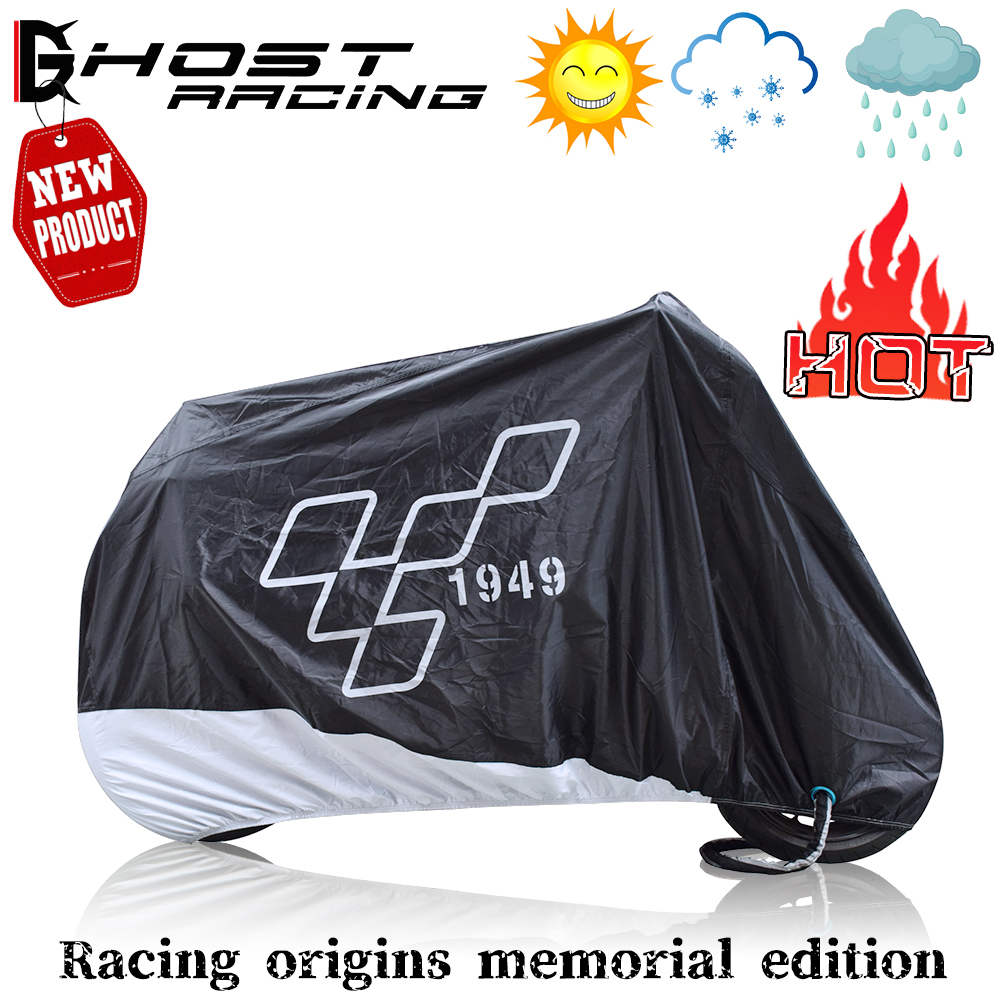 Motorcycle Cover Outdoor UV protector Bike Waterproof Rain Dustproof Cover Motorcycle Motor race origins commemorative edition overwatch origins edition [xbox one]