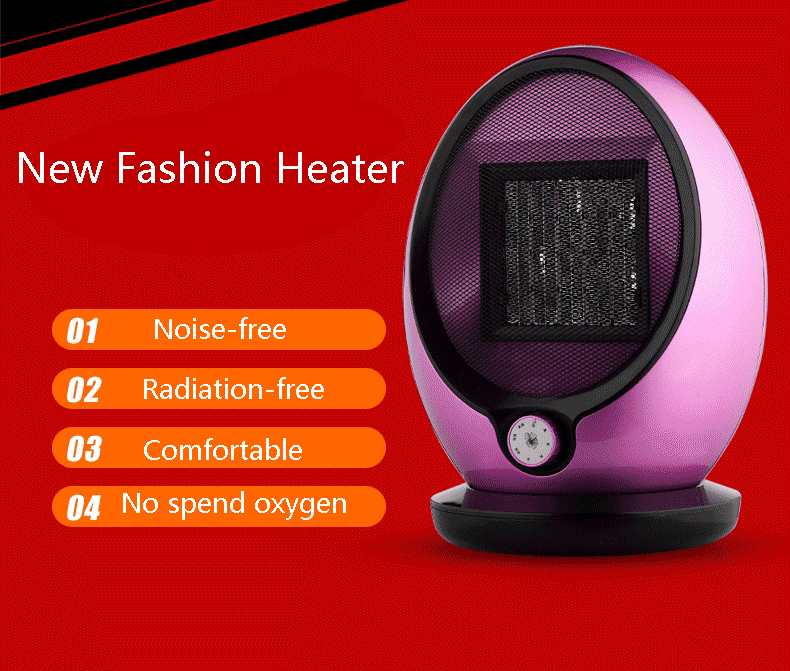 220V PTC  Ceramic Heating Electric Heater for Household Office Warmer 2 gear temperture adjust Electric Pad 220v 240v reptile aninal ceramic heater pet heating lamp 50w