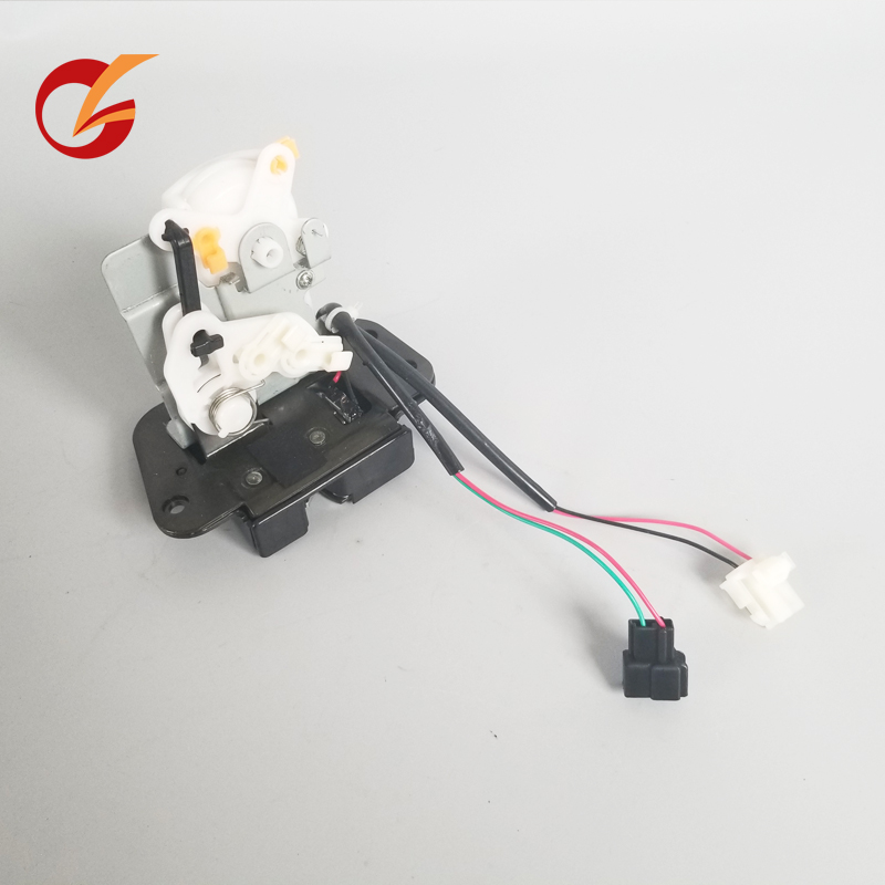 use for mazda van bongo e2200 back door lock tailgate latch with motor(China)