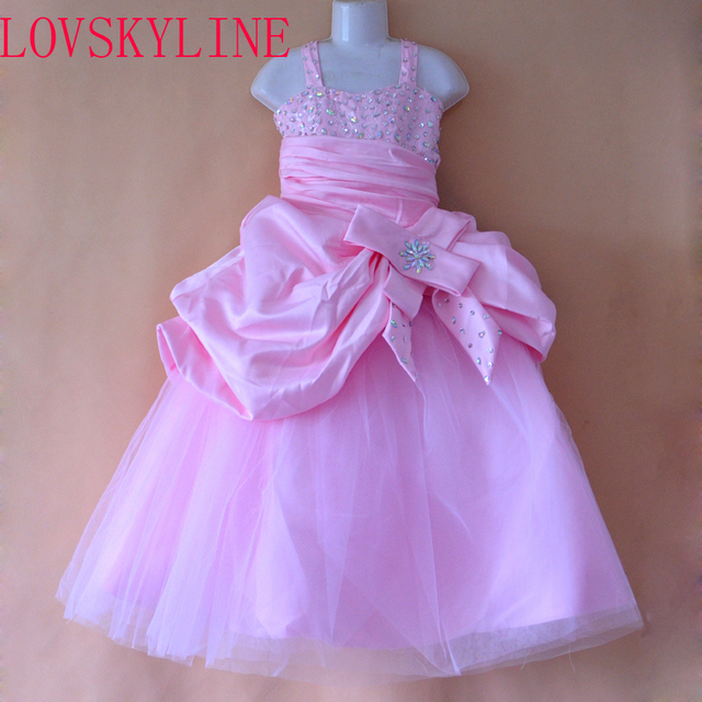 Aliexpress.com : Buy Real photo white pink color Sequined Beading ...